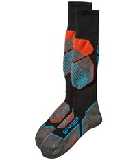 Spyder Explorer Sock Black Rage Elb Men's Knee High Socks Shoes Multi