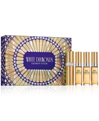 Elizabeth Taylor White Diamonds Coffret Gift Set