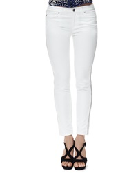 Alexander Mcqueen Zipper Side Cropped Jeans 40 6
