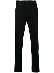 Iro Slim Fit Jeans Black