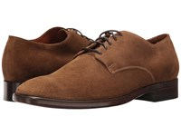 Frye Westley Oxford Chestnut Soft Oiled Suede Men's Shoes Brown