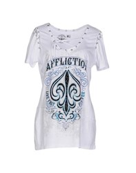Affliction Topwear T Shirts Women