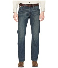 Ariat M5 Slim Straight Leg Jeans In Swagger Swagger Clothing Navy