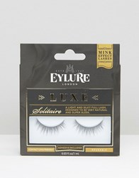 Eylure The Luxe Collection False Lashes Black