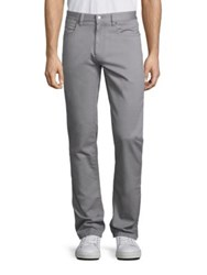 Saks Fifth Avenue Five Pocket Style Solid Pants