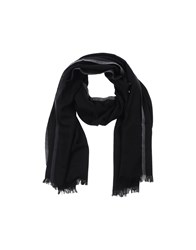 Michael Kors Accessories Oblong Scarves Men Black