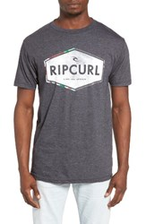 Rip Curl Men's Coaster Graphic T Shirt