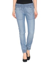 Killah Denim Denim Trousers Women