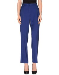 Tonello Trousers Casual Trousers Women Blue