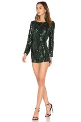 Wyldr All Night Long Playsuit Green
