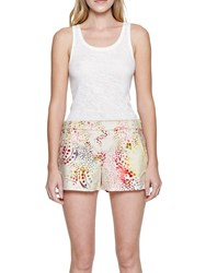 French Connection Tiger Shark Shorts Brule Multi