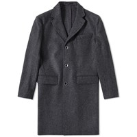 Officine Generale Jack Coat Grey