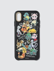 Casetify Limited Edition Collage Night Iphone Xs Max Case Black