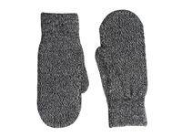 Smartwool Cozy Mitten Black Over Mits Gloves