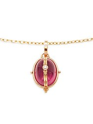 Temple St. Clair High 18K Yellow Gold Locket