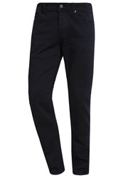 Boss Orange 63 Straight Leg Jeans Dark Blue
