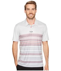 Oakley High Crest Polo Red Line Men's Clothing