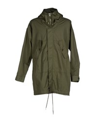 Department 5 Coats And Jackets Jackets Men Military Green