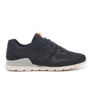 Ugg Women's Tye Treadlite Nubuck Trainers Black