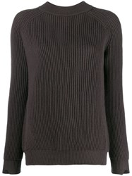 Stefano Mortari Knitted Jumper Grey