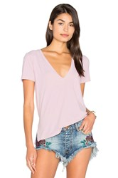 Candc California Violet Tee Rose
