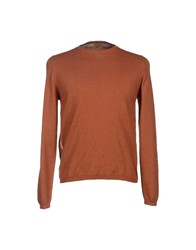 Alviero Martini 1A Classe Knitwear Jumpers Men Brown