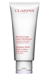 Clarins 'Moisture Rich' Body Lotion 6.8 Oz No Color