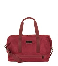 Adidas By Stella Mccartney Small Gym Bag Female Red