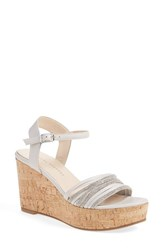 Women's Fabiana Filippi Wedge Sandal 3 3 4' Heel