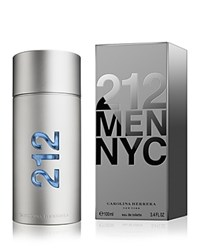 Carolina Herrera 212 For Men Eau De Toilette Spray 3.4 Oz. No Color