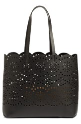 Chelsea 28 Chelsea28 Lily Scallop Faux Leather Tote