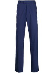 Band Of Outsiders Slim Chino Trousers Blue