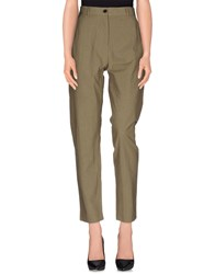 Etoile Isabel Marant Isabel Marant Etoile Trousers Casual Trousers Women Military Green