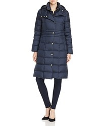 Cole Haan Quilted Down Coat Rainstorm