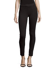 Vince Seamed Leggings Heather Charcoal