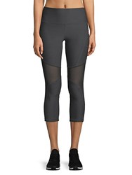 X By Gottex Coast Capri Leggings Dark Grey