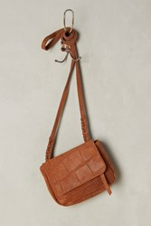 Anthropologie Marietta Crossbody Bag Brown