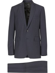 Burberry Slim Fit Two Piece Suit 60