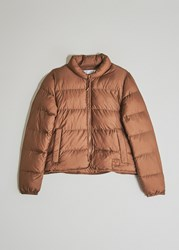 Herschel Supply Co. Featherless High Fill Jacket In Brown Size Large