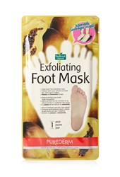Forever 21 Exfoliating Foot Mask White
