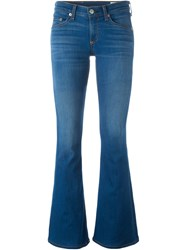 Rag And Bone Rag And Bone Jean Flared Jeans Blue