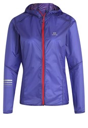 Salomon Lightning Sports Jacket Spectrum Blue Purple