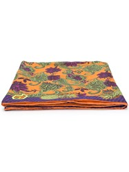 Etro Beach Blanket Orange
