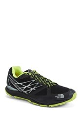 The North Face Ultra Cardiac Running Shoe Yellow