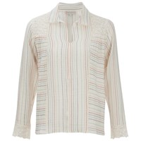 Paul And Joe Sister Women's Emiglia Blouse Cream