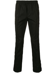 Kenzo Slim Fit Casual Trousers Black