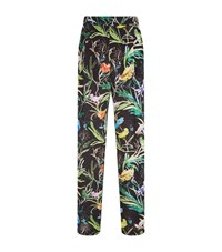 No.21 Patterned Trousers Female Multi
