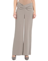 Hanita Casual Pants Light Grey