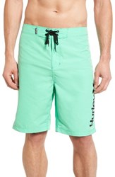 Hurley Men's Big And Tall One And Only Volley 2.0 Board Shorts Electro Green