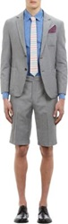 Brooklyn Tailors Two Button Blazer Grey